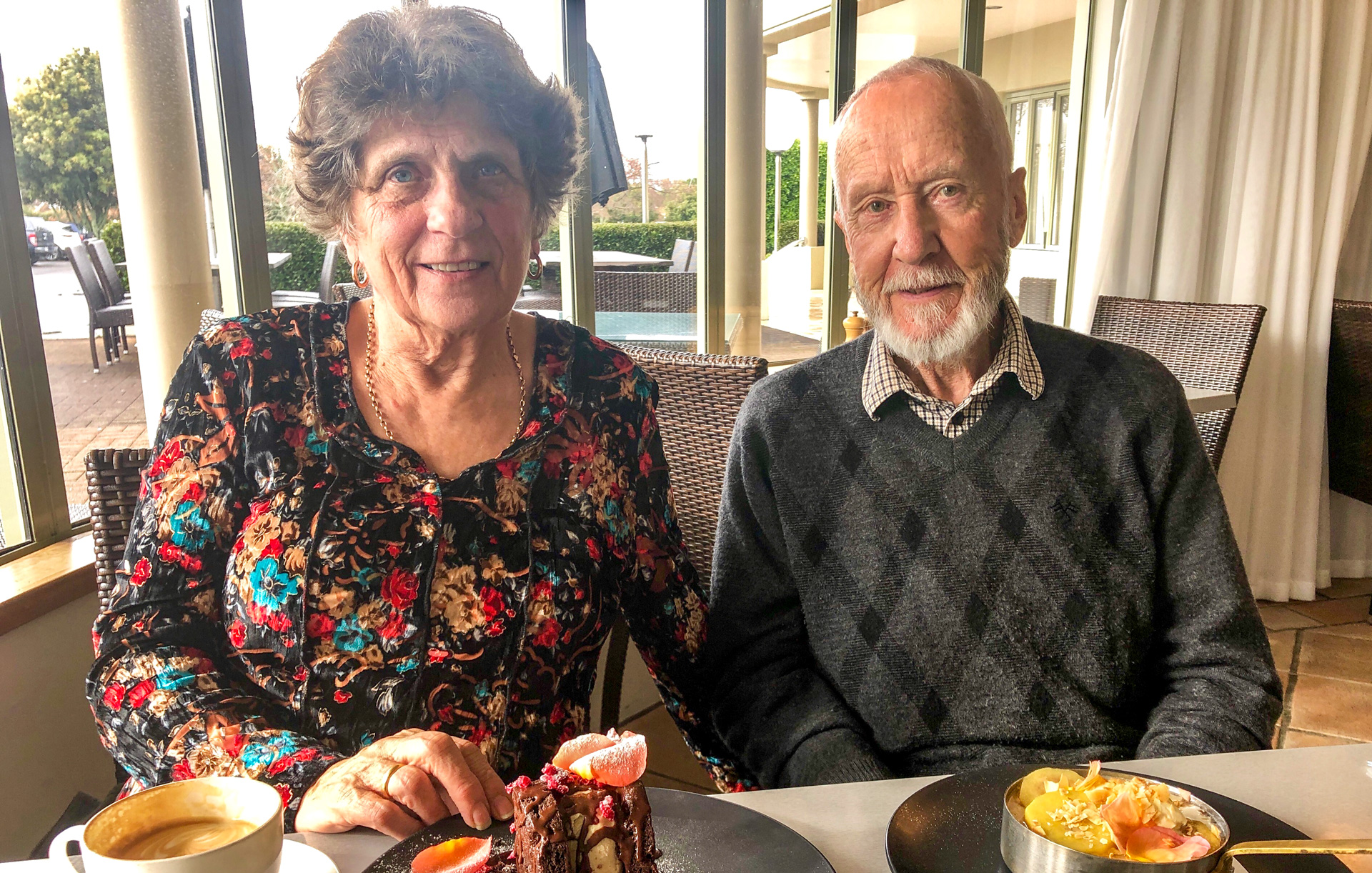 Read more about the article Introducing Keith and Beryl Blezard