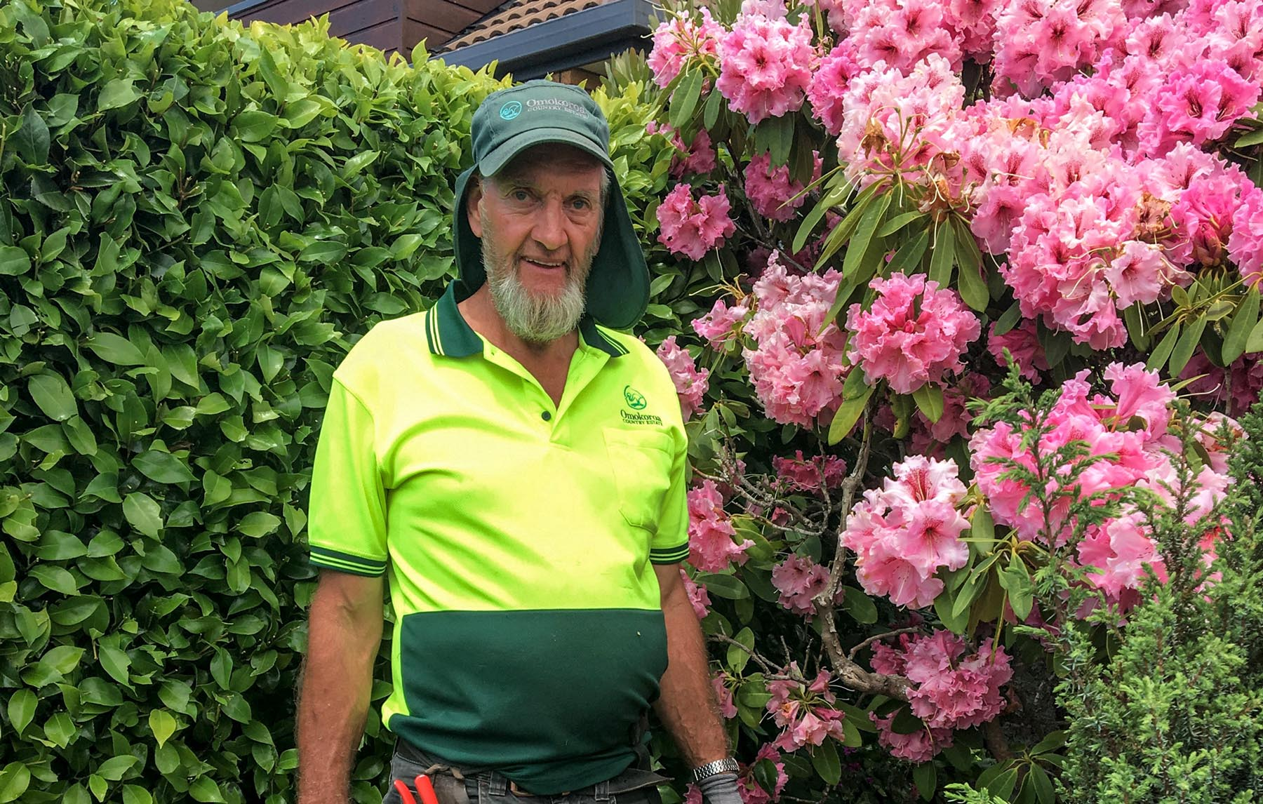 Introducing Our Senior Gardener