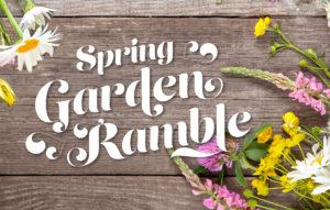 Spring Garden Ramble 2020