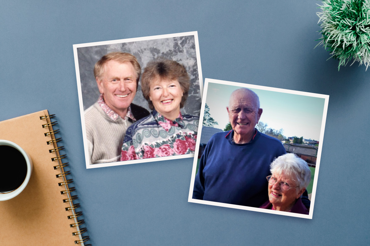 Read more about the article Meet Brick and Lorraine Taylor